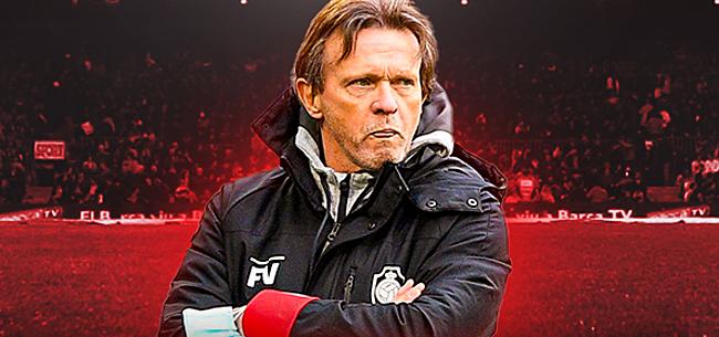 Foto: De vreemdste Antwerp-transfer: hoog spel op de Bosuil