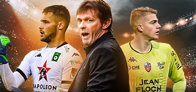 Foto: Tips van Vercauteren: 10 goalies voor Antwerp