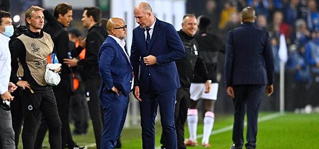 Foto: Mannaert verklaart opvallende afwezige tegen PSG