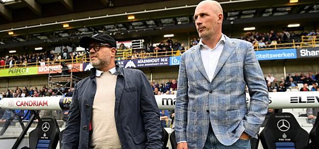 Foto: 'Club Brugge zet deur open voor vertrekkers'