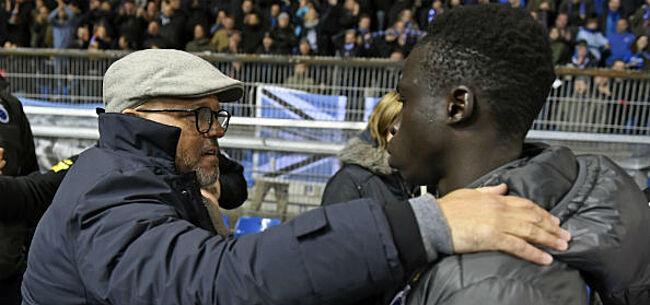 Foto: Club wacht einde Afrika Cup af voor beslissing over Diatta