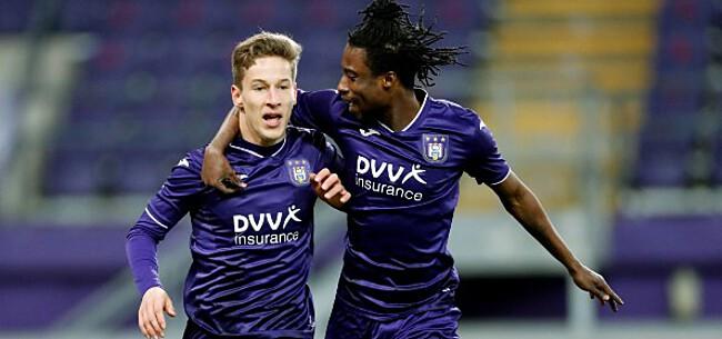 Foto: 'Dossier-Verschaeren sleept aan: Anderlecht onder druk'