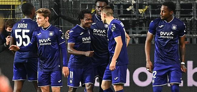 Foto: 'Anderlecht krijgt goed nieuws over Tau'