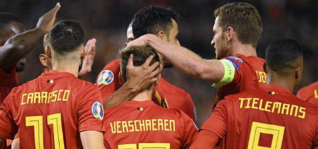 Foto: 'Drie Rode Duivels aangeprezen bij Barça en Real'