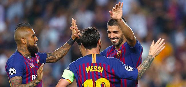 Foto: 'Inter wil meewerken aan droomtransfer Barça en duidt vier targets aan'