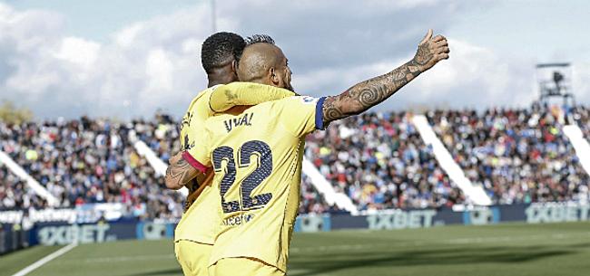 Foto: Barça houdt titelstrijd levend na nieuwe mijlpaal Messi