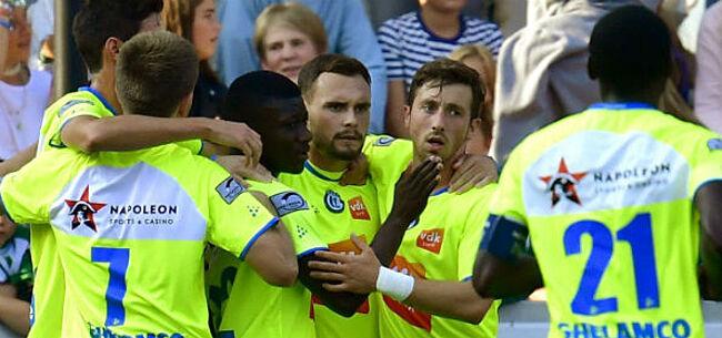 Foto: AA Gent recht de rug na strafschoppenfestival tegen Cercle