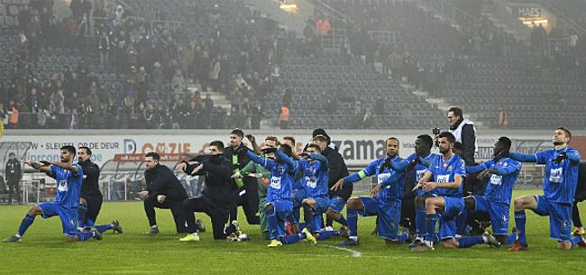 Foto: AA Gent laat middenvelder terugkeren naar ex-club
