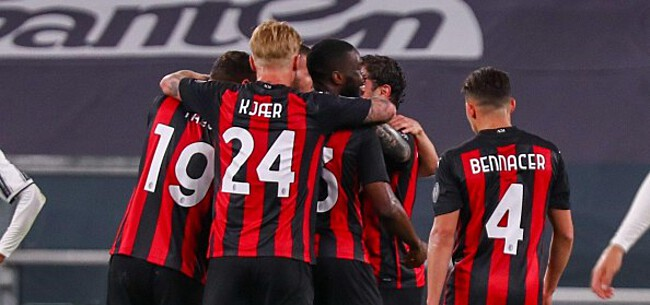 Foto: Uitblinker Lukaku geeft titel glans, Milan houdt doelpuntenkermis