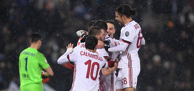 Foto: Milan treft Juventus in finale na ware penalty-thriller