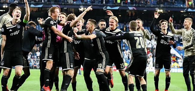 Foto: 'PSG plots topfavoriet voor transfer Ajax-goudhaantje'