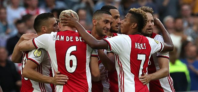 Foto: Ajax gooit lijntje uit naar weergaloze transfer: