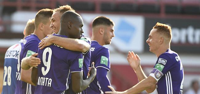 Foto: 'Anderlecht krijgt concurrentie van AS Roma voor dure vogel'