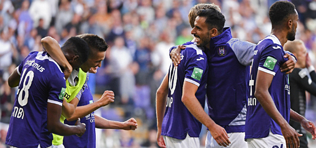 Foto: 'Anderlecht weigerde bod van meer dan 20 miljoen'