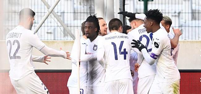 Foto: 'Anderlecht gaat transferstrijd aan met FC Porto'