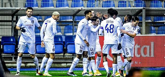 Foto: 'Anderlecht moet transferactiviteit on hold zetten'