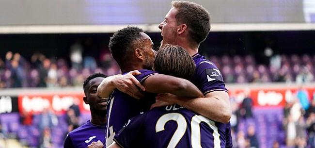 Foto: Anderlecht doet gouden zaak:
