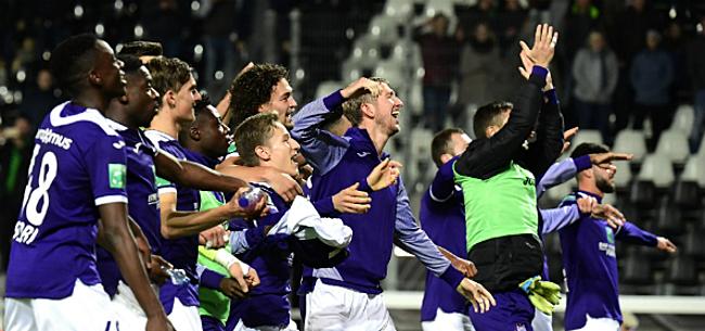 Foto: Anderlecht heeft versterking sportieve staf helemaal beet