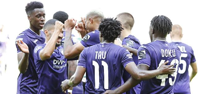 Foto: 'Transfer Anderlecht nog niet rond, gesprekken lopen verder'