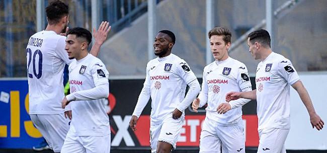 Foto: 'Anderlecht dicht bij eerste uitgaande transfer'