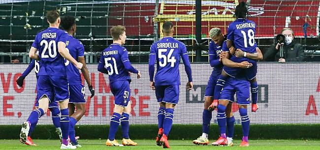 Foto: 'Anderlecht gaat voor drie grote zomeraanwinsten'