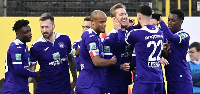 Foto: 'Anderlecht krijgt flinke meevaller in transferplannen'
