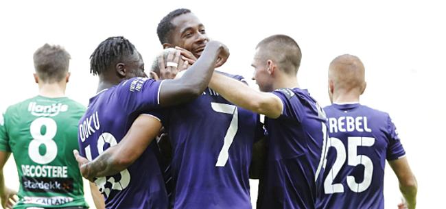 Foto: 'Anderlecht wil transfermarkt afsluiten met één laatste aanwinst'