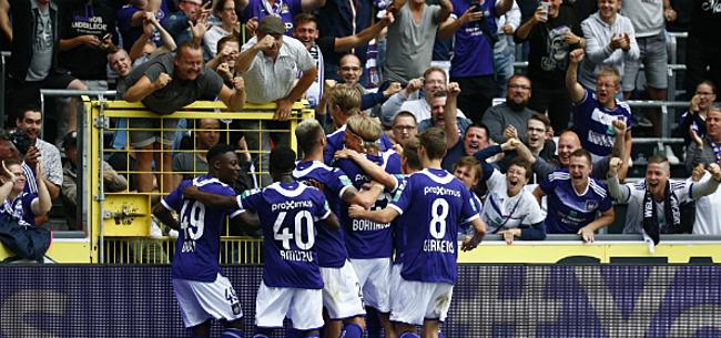 Foto: 'Anderlecht polst voor bijzonder straffe nieuwe spits'
