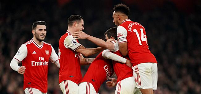 Foto: Corona bereikt Premier League: spelers Arsenal in quarantaine