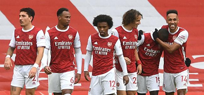 Foto: Arsenal slaat nog hard toe en maakt Atlético furieus