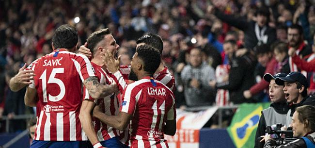 Foto: Own-goal bezorgt Atletico gouden punten in strijd om Champions League