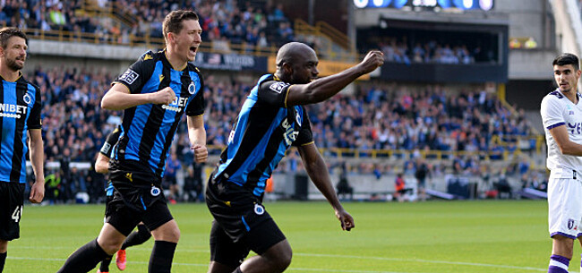 Foto: 'Club Brugge krijgt dubbel goed nieuws voor clash met PSG'