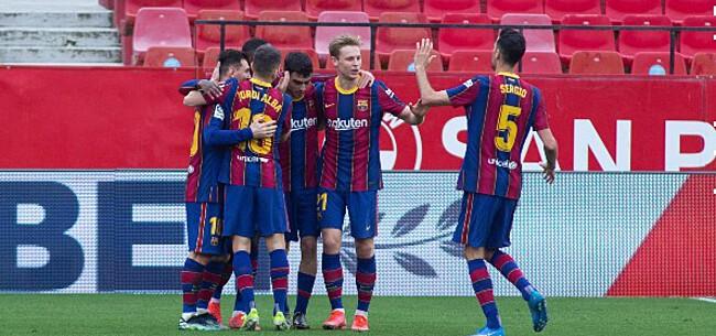Foto: 'Barça krijgt aanwinst op schoteltje aangeboden'