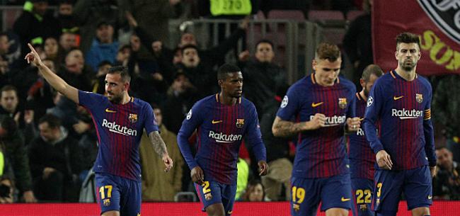 Foto: Bizar gerucht: 'Real jaagt Barcelona-sterkhouder'