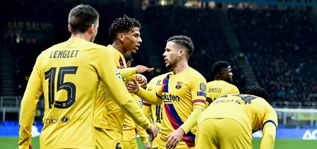 Foto: 'FC Barcelona heeft vierde zomeraanwinst zo goed als beet'