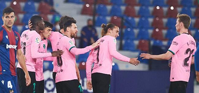 Foto: 'Barcelona maakt knaltransfer vlak na CL-finale bekend'