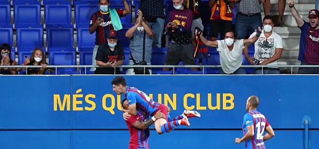 Foto: 'Barça scout transfertarget in ... vierde klasse'