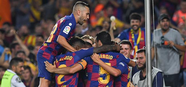 Foto: 'Barça zorgt voor grote verrassing op transfermarkt'