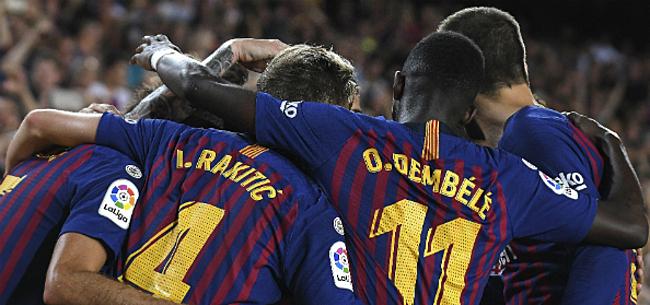 Foto: 'Barça duidt nieuw topdoelwit aan op middenveld'