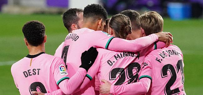 Foto: Vier Barcelona-kandidaten over, Laporta zet in op Messi