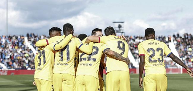 Foto: 'Barça offert grote naam op voor komst Neymar of Lautaro'