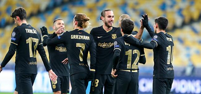 Foto: FC Barcelona sluit akkoord met spelersgroep en bespaart monsterbedrag