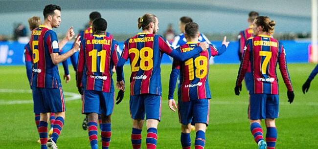 Foto: 'Barça heeft grote vis binnen: ex-speler keert terug'