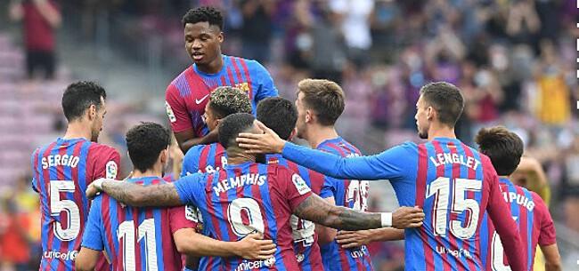 Foto: 'FC Barcelona wil toekomst verzekeren met viervoudige deal'