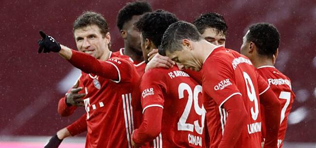 Foto: Bayern München laat sterkhouder na tien jaar vertrekken