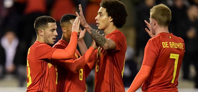 Foto: 'Deze vier Rode Duivels kunnen hun club vele miljoenen opbrengen'