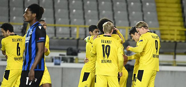 Foto: Dortmund is concurrentie te snel af met nieuw contract