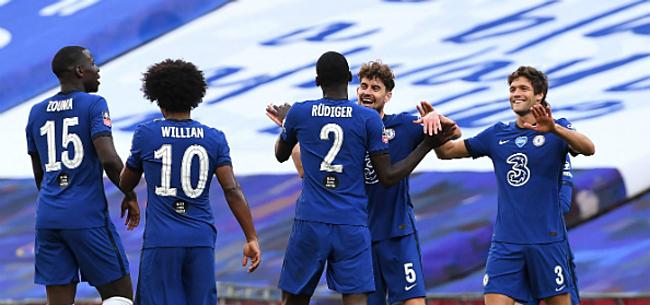Foto: 'Chelsea sluit in extremis nog transferdeal af'