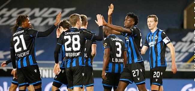 Foto: Play-Offs kosten Club Brugge historisch record