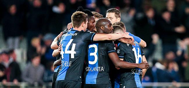 Foto: Alleen maar winnaars in Brugse derby, Waasland-Beveren ruikt degradatie